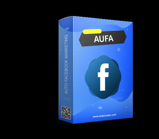 AUFA Cara Mudah, Cepat & Otomatis Jalankan Strategi Facebook Marketing Organik Untuk Jualan Laris & Promosi Tanpa Beriklan
