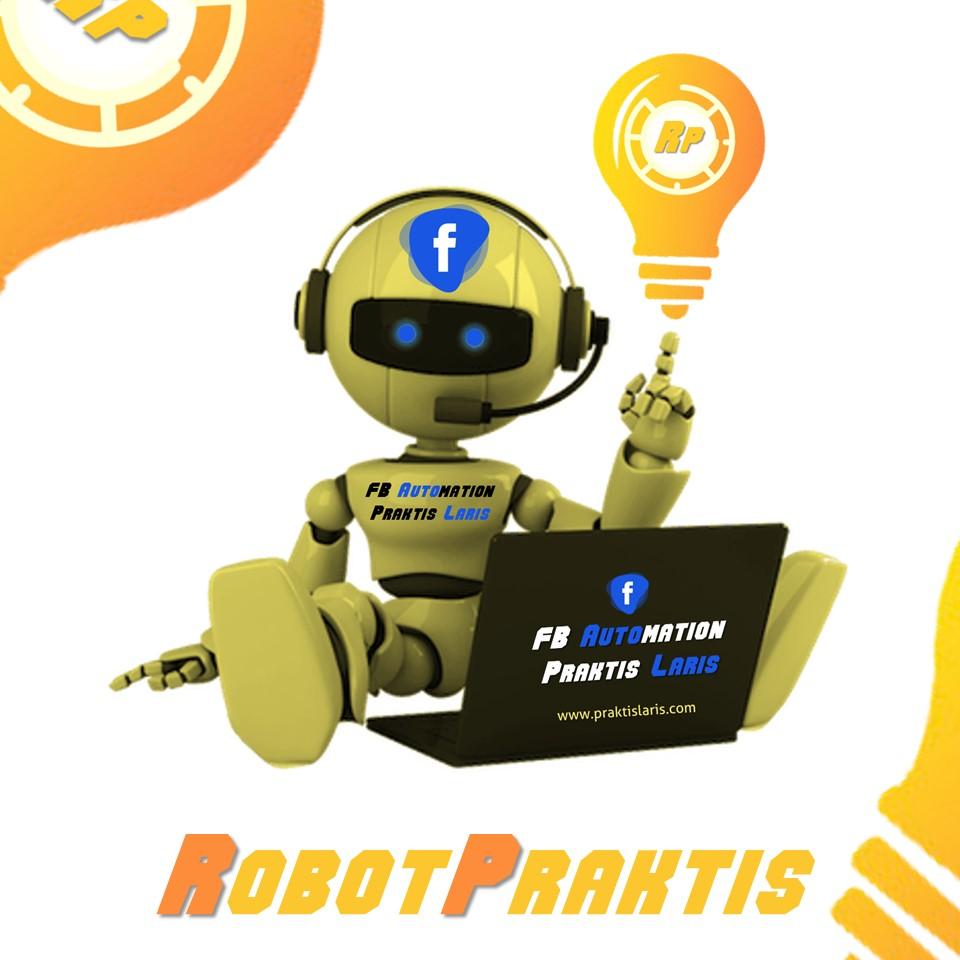 ROBOT FACEBOOK MARKETPLACE AUTO PRAKTIS LARIS