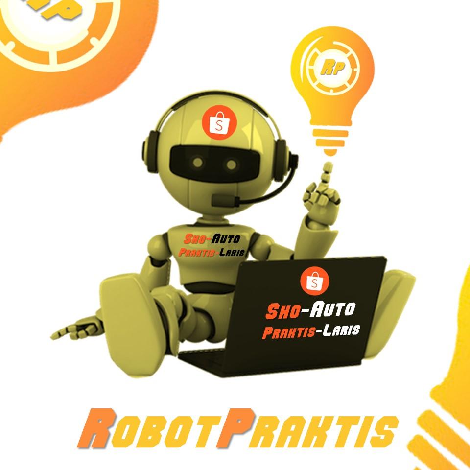 ROBOT SHOPEE AUTO PRAKTIS LARIS